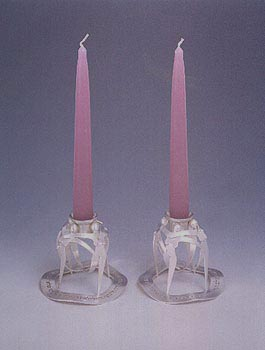 Matriarchs candle holders